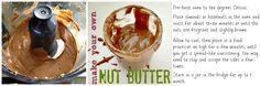 Nut Butter, Grinding, Allrecipes, Food Processor Recipes, Roast, Oven, Gluten, Healthy, Desserts