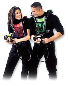Lazer tag $15 per person for 1/2 hr,  Whirly ball ages 12 and up, climbing wall $15 per person for whole day