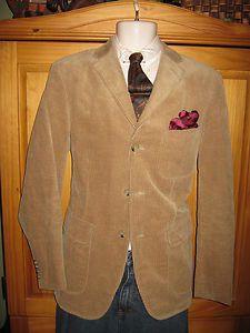 From my Ebay Store, Ralph Lauren men's corduroy blazer