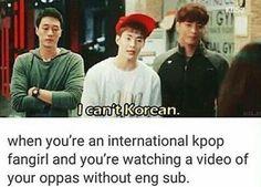 International Fan Problems #kpop