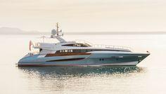 BENITA BLUE Superyacht | Luxury Motor Yacht for Sale with Burgess