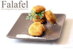 Thermomix, falafel
