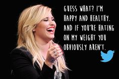 20 celebrities who totally owned body shaming trolls.