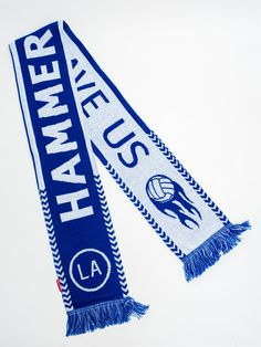 Made in Catteland  Hammer Scarf – Hammer Store Museum Store 877abb23d34