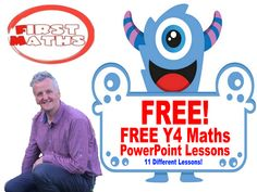 YouTube  Maths PowerPoint Lessons for Year 4 for Spring & Summer Term (SpringBoard 4 Material) Teaching Packs, Teaching Math, Teaching Resources, Year 4 Maths, Maths Day, Powerpoint Lesson, Multiplication Facts, Cool Things To Make