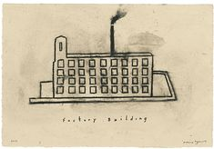 David Lynch: Factory Building, 2012