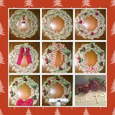 Christmas wreath Etsy.com/shop/2HeartsAs1