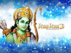 Ram Ram Ji Wallpaper