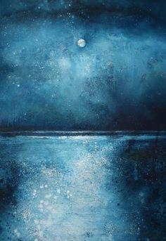 Bridled with starlight by Stewart Edmondson http://www.dart-gallery.com/