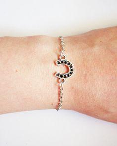 Horseshoe Bracelet by RobertaValle