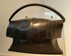 Recycled Tire Inner Tube Bag por PaxtonOriginal en Etsy