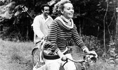 Jules et Jim de François Truffaut, avec Jeanne Moreau