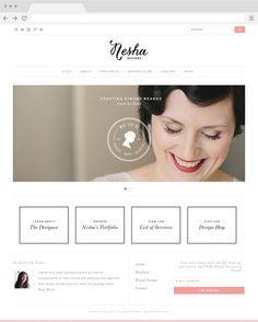My New Branding & Website