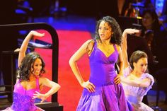 Anita - West Side Story - LOVED Karen Olivio in the New Broadway Cast. Best Anita evah.