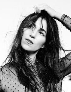 Charlotte Gainsbourg - Fashion Icon