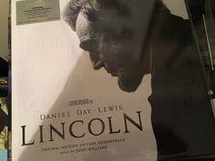 Lincoln Soundtrack (colored vinyl)