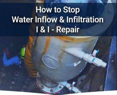 A Water District was experiencing heavy water infiltration at cold joints in multiple Lift Stations in a housing lot. To learn more click below. #wastewatertreatmentplant #waterproofingsolutions Concrete Repair Products, Heavy Water, Learning, Cold, Studying, Teaching, Onderwijs