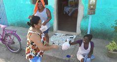 Prado: Padaria Ravena realiza última doação de pães de 2015