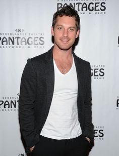 Tristan MacManus looking dapper.  Really like this guy.  Maybe it's the Irish accent.
