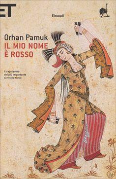 EBOOK - Orhan Pamuk, Il mio nome è rosso