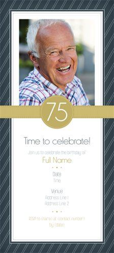 Personalized Invitations Announcements Designs Adult Birthday Page 2
