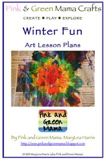 Winter Fun Lesson Plans. 65-page PDF booklet for only $10