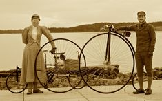 Image result for victorian cyclist pictures