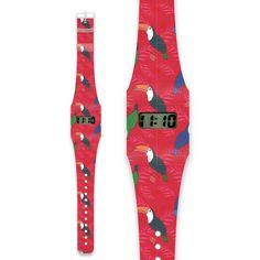 Χάρτινο Ρολόι  Pappwatch - TOUCANS  COW MAKES MOO Cow, Pajama Pants, Pajamas, Paper, How To Make, Fashion, Pjs, Moda, Sleep Pants