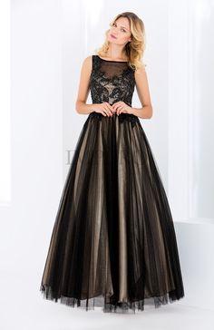 97a83ba7b468 J 179-16  abiti  dress  wedding  matrimonio  cerimonia  party  event   damigelle  nero  black  beige