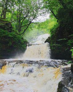 Waterfalls Four waterfalls walk in Brecon Beacons was great fun! Welsh Marches, Brecon Beacons, Waterfalls, Niagara Falls, Wales, Walking, Photos, Travel, Outdoor