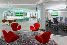 Heineken New York headquarters by TSC Design