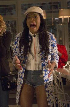 Zayday Williams in Scream Queens S01E01