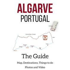 Algarve Travel Guide - Planning tips whit h where to stay, how to get around and 36+ things to do in Algarve including the best beaches in Algarve, the top destinations and the Must See - Ponta da Piedade, Falesia, Algar Seco, Marinha... be ready to be blown away!
