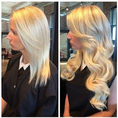 16 platinum blonde hair extensions greatlengthsusa luxury hair love hot heads pmusecretfo Image collections