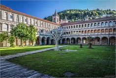 Monasterio de Santo Estevo