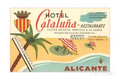 Spanish Hotel Posters at AllPosters.com
