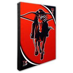 "Texas Tech Red Raiders 16"" x 20"" Pop Art Photo - $79.99"