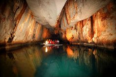 Puerto Princesa Underground River, Palawan, Philipines