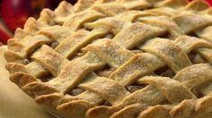 Cómo hacer la típica tarta de manzana  o apple pie, versión USA