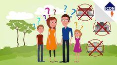 """Wie man sich ICONisieren lassen kann, erzählen wir in diesem Erklärvideo. Um die Zielgruppe """"Familie"""" richtig abzuholen, haben wir uns erstmal auf die Bedürfnisse fokussiert und die Probleme, die viele Familien haben auf ihrer Suche nach einem passenden Eigenheim. https://erklaerungsvideo.ch #erklärvideo #erklärungsvideo #imagefilm #videomarketing #videomarketingtipps #socialmedia"""