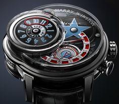 Harry Winston Opus 14 Watch