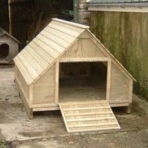 Large Duck House