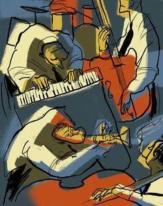 Jazz - Francisco Javier Olea