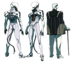 Nohman Concept - Zone of the Enders: The 2nd Runner