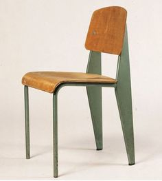 Resultado de imagem para jean prouvé chaise standard