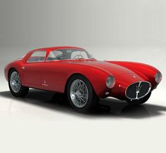Maserati Pininfarina Berlinetta | Flickr - Photo Sharing!