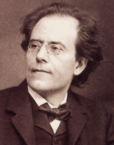 """Gustav Mahler (1860-1911) was a late Romantic composer, whose later Symphonies and Song Cycles gave a foretaste of modern atonality. His symphonies were on a grand scale, often lasting more than an hour and played by huge orchestras. He had a significant influence on later composers and his most popular piece is the Adagietto from his 5th symphony used in the movie """"Death in Venice""""."""