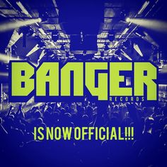 Banger Records has just been approved for distribution! The website is underway. @bangernet #dnb #hardcore #trap #dubstep #edmfamily #recordlabel