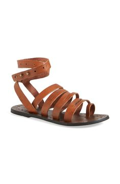 cc5b4c783e0 sunever leather sandal   free people Brown Sandals