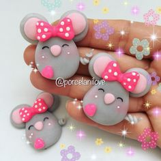 1 million+ Stunning Free Images to Use Anywhere Cute Polymer Clay, Cute Clay, Polymer Clay Projects, Polymer Clay Charms, Clay Crafts, Fondant Figures, Clay Figures, Preschool Crafts, Crafts For Kids